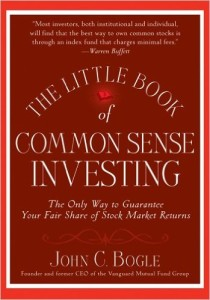 the little boook of common sense investing