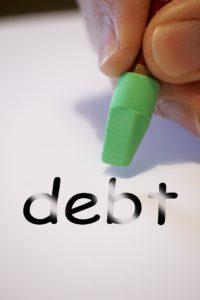 debt bankruptcy